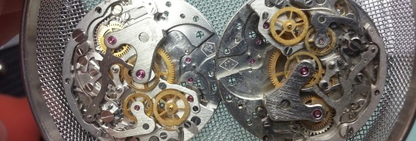 Chronograph mechanisms